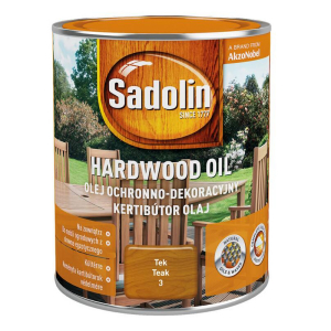 Premazi Za Les - Sadolin Hardwood Oil