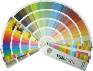 ton-karta za mešalnico barv topmix