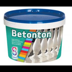 Barva Za Beton - Betonton